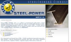 Steel - Power spo.s r.o.